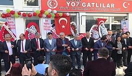 Kapaklı'da yozgatlılar derneği açıldı