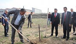 ÇOSB'den Geleceğe Nefes Ol kampanyasına...