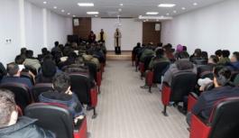 İş görüşmesine 98 kişi katıldı