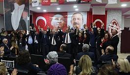 Kapaklı CHP'de Erdinç Yılmaz dönemi