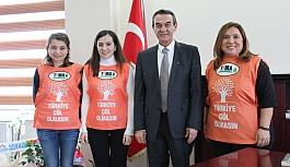 TEMA Çerkezköy Kaymakam Abban'ı...