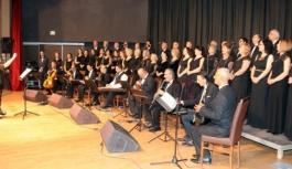 Türk Müziği Korosu hasret giderdi
