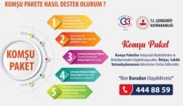 Çerkezköy Kaymakamlığı ve Belediyesinden...