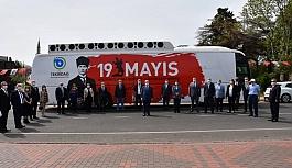 Tekirdağ'da 19 Mayıs Kutlamaları