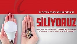 TREPAŞ, ELEKTRİK BORÇLARINDA FAİZLERİ...