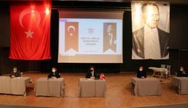 2020 son Meclis toplantısı yapıldı