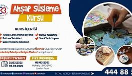 DEKORATİF AHŞAP SÜSLEME KURSU KAYITLARI...