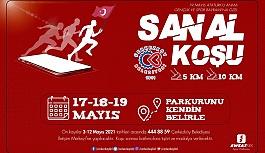 Çerkezköy Belediyesinden Sanal Koşu...