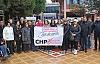 CHP'li kadınlar 'Kadına Şiddete Hayır' dedi