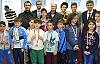 Çocuk bayramı satranç turnuvası tamamlandı