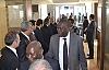 Fildişi Sahili Kalkınma Ajansı ve Delegasyon Grubu ÇTSO'yu Ziyaret etti
