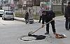 TESKİ'den soğuk asfalt çalışması
