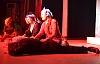 Tiyatro gösterimine yoğun ilgi