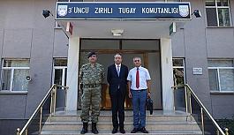 Kubilay'dan 3. Zırhlı Tugay Komutanına...