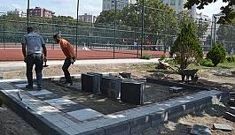 Satranç Park çalışmaları başladı
