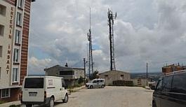 Verici kulesi OHAL'i bekliyor