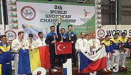 Dünya Şampiyonları Çerkezköy'den...