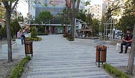 Uğur Mumcu Parkı tamamlandı