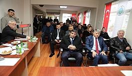 Kapaklı Meclisi Uzunhacı'da toplandı