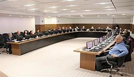 Aralık ayı Meclis toplantıları tamamlandı