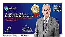 İlklerin kenti: Tekirdağ Büyükşehir...