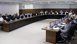 Meclis toplantısının ilk oturumu gerçekleşti