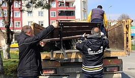 Çerkezköy Belediyesi'den Evde Kal tedbiri