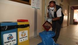 Okullardan 498 Kg Atık Pil Toplandı