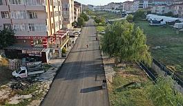 Kapaklı'nın hedefi, asfaltsız sokak...