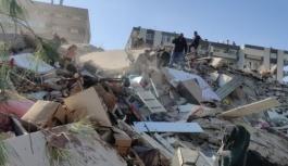 Çerkezköy SYDV'den İzmir Depremine...
