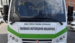 Büyükşehir'den Toplu Taşıma Esnafına...