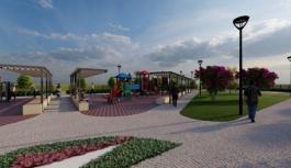 Kapaklı'ya 13 Yeni Park, Yeşil ve Sosyal...