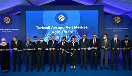 Turkcell Avrupa Veri Merkezi'nin Açılışı...