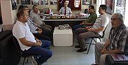 Ak Partiden Kıbrıs Barış harekatı ziyareti