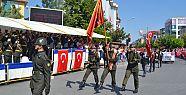 Çerkezköy'de 30 Ağustos Coşkusu