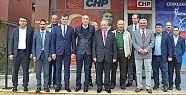 CHP ilk gün bayramlaştı