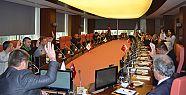 ÇTSO Nisan ayı meclisi gerçekleşti