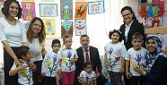 Erdoğan'dan Anaokulu ziyareti