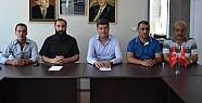 Hacı Bektaş'tan ÇTSO ve MHP'ye ziyaret