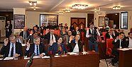 Meclis toplantısının ilk oturumu tamamlandı...