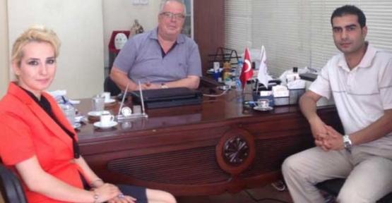 Trakyakent ve Ege Belediyeler Birliği işbirliği toplantısı yapıldı
