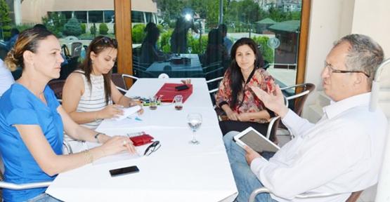 Türkiye Gazeteciler Federasyonu Kadın Komitesi kuruldu