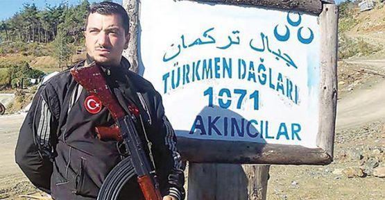 Türkmen dağı Türkmenlerin olacak