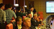 ÇTSO Meclisinde gerginlik sürüyor