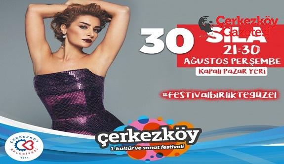 Çerkezköy'ün festivali başlıyor!