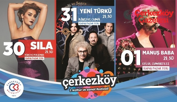 Hazır mısın Çerkezköy?