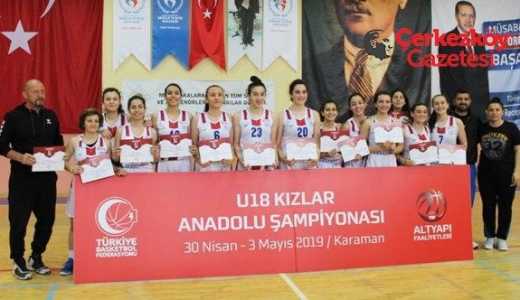 Periler Türkiye finallerinde