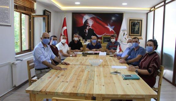 Saray Belediyesi DİSK'le devam dedi