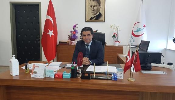 Yeni Başhekim Filiz, gazetecileri ağırladı