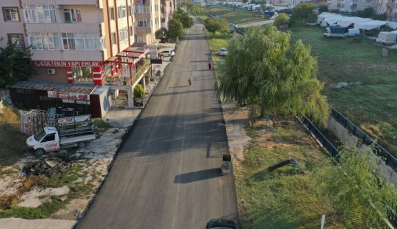Kapaklı'nın hedefi, asfaltsız sokak bırakmamak